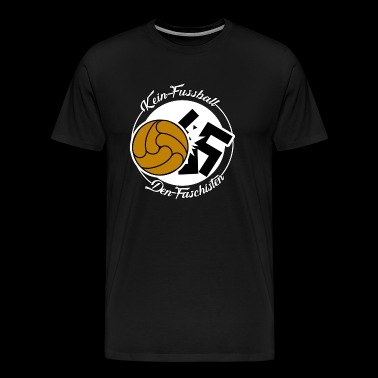 No football the fascists - Men's Premium T-Shirt