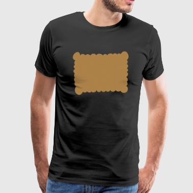 biscuit - Men's Premium T-Shirt