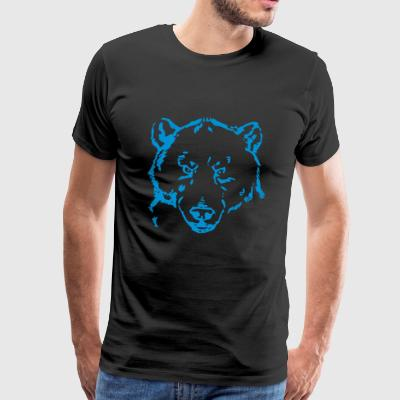 bear - Men's Premium T-Shirt