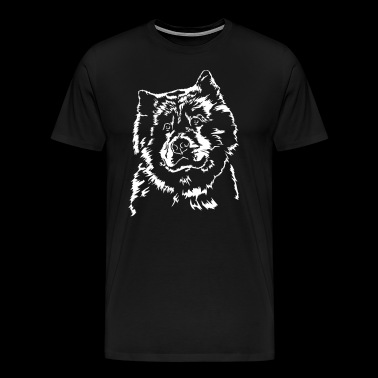 EURASIER Portrait Wilsigns - Men's Premium T-Shirt