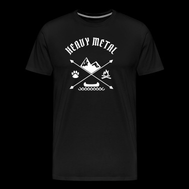 Holiday Outside - Boy Scout - Men's Premium T-Shirt