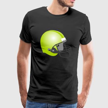 Football Sport Gift Gift Idea - Men's Premium T-Shirt