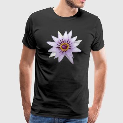 Lily - Nymphaea - Men's Premium T-Shirt