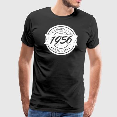 Limited edition est 1956 - Men's Premium T-Shirt