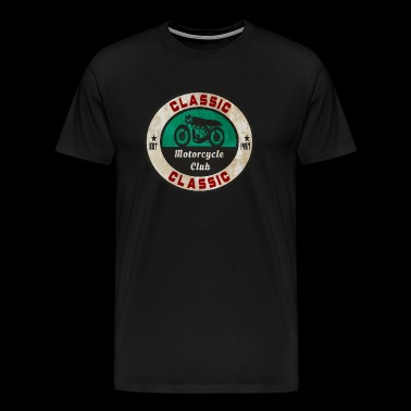 Motorcycle Club Classic / Motorcycle - Men's Premium T-Shirt