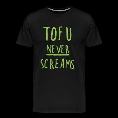 tofu - Men's Premium T-Shirt