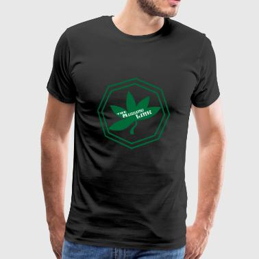 MISSING LINK LOGO - Men's Premium T-Shirt