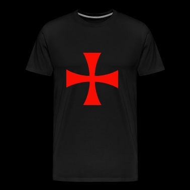 Assassin's Creed Templar Cross - Men's Premium T-Shirt