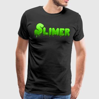 Smarter log - Men's Premium T-Shirt