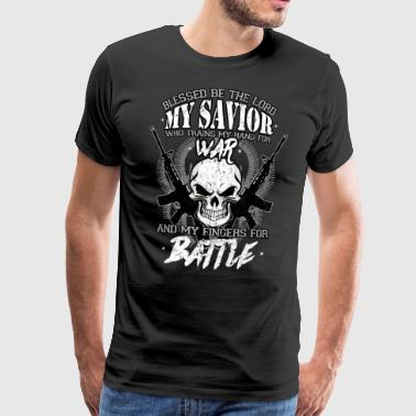 US Army America Patriot soldat gave - Premium T-skjorte for menn
