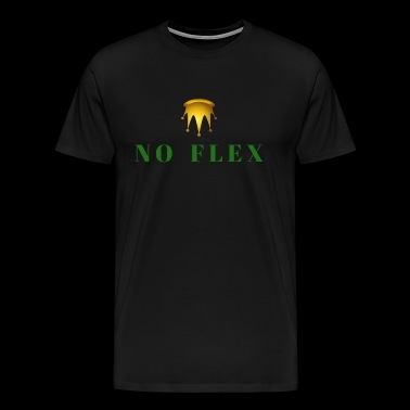 NO FLEX - Men's Premium T-Shirt