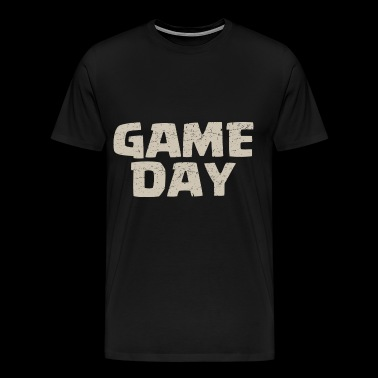 Gaming - Game - Game - Day Gamer - Männer Premium T-Shirt