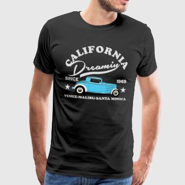 HOT ROD Tee Shirts - Mannen Premium T-shirt