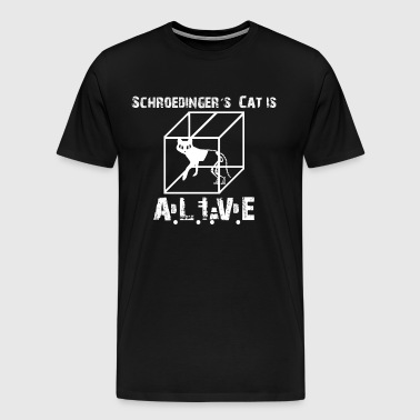 Schrodinger's Cat - Schroedinger's Cat Big Bang - Men's Premium T-Shirt
