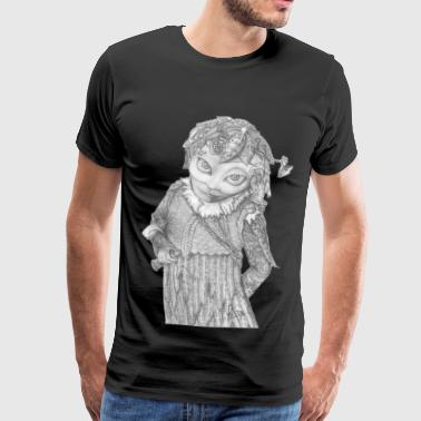 Nimow the magician - Men's Premium T-Shirt