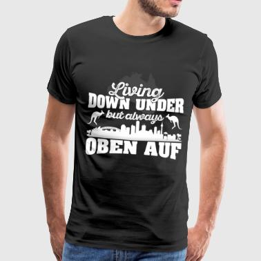 Australie Down under - T-shirt Premium Homme