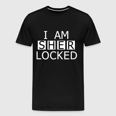 Men's Sherlocked Tee - Men's Premium T-Shirt