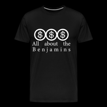 Benjamin White - Men's Premium T-Shirt