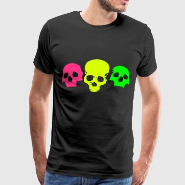 skulls-on-parade - Men's Premium T-Shirt