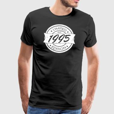 Limited Edition 1995 is - T-shirt Premium Homme