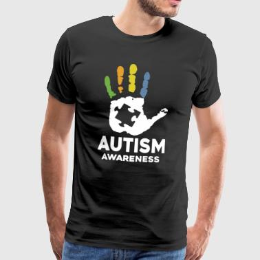 Autism Awareness Autism Tee Shirts - Herre premium T-shirt