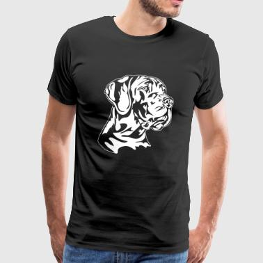 Great Dane - Great Dane - Men's Premium T-Shirt