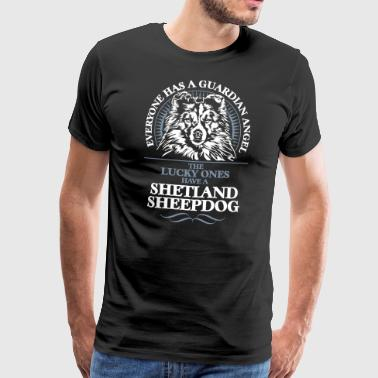 GUARDIAN ANGEL shetland - T-shirt Premium Homme