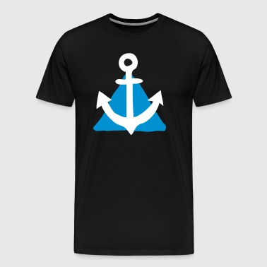 Anchor Hamburg Rostock Gift - Men's Premium T-Shirt