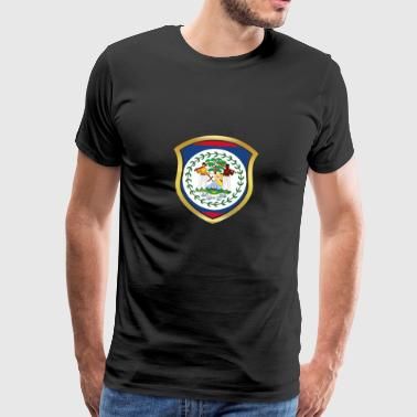 World Champion Champion 2018 wm team Belize png - Men's Premium T-Shirt
