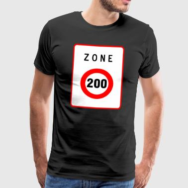 Zone 200 - Men's Premium T-Shirt
