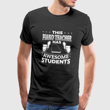 PIANO AWESOME STUDENTS - Men's Premium T-Shirt