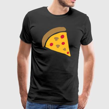 pizza - T-shirt Premium Homme