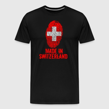 Made in Switzerland / Made in Switzerland Suisses - Men's Premium T-Shirt