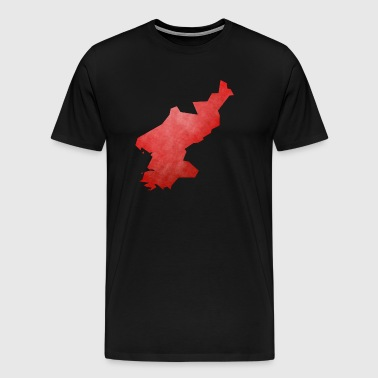 North Korea - Männer Premium T-Shirt