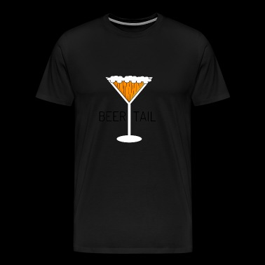 Beer Tail - Mannen Premium T-shirt