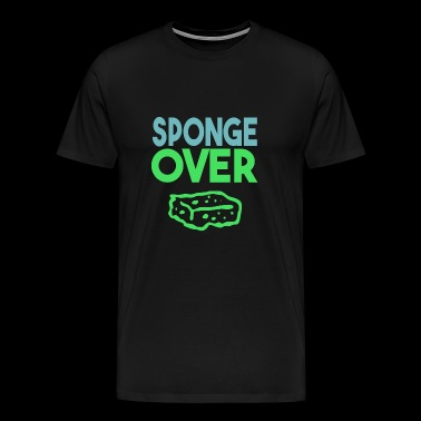 Sponge over! present - Men's Premium T-Shirt
