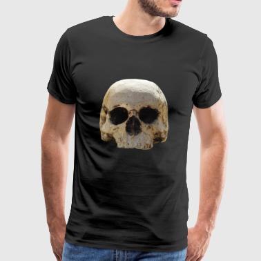 piratenschip boot piratenschip skull1 - Mannen Premium T-shirt