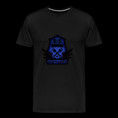 motorist emblem - Men's Premium T-Shirt