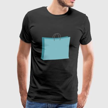 Shopping - Männer Premium T-Shirt