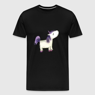 Offended unicorn - Men's Premium T-Shirt