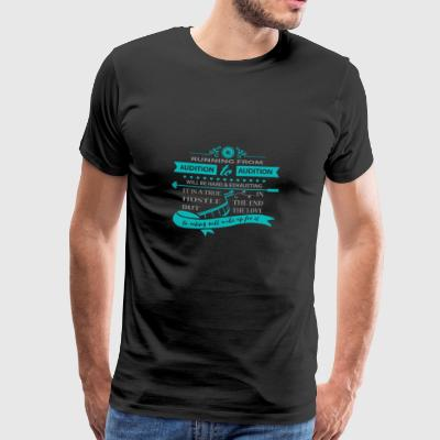 Audition idea actriz de reparto - Camiseta premium hombre