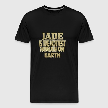 jade - Men's Premium T-Shirt