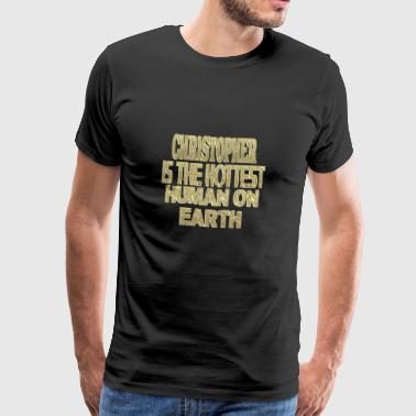 Christopher - Men's Premium T-Shirt