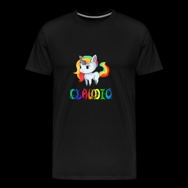 Claudio unicorn - Men's Premium T-Shirt