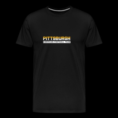 Pittsburgh Football - T-shirt Premium Homme