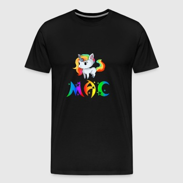 Unicorn Mac - Mannen Premium T-shirt