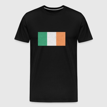 Ireland Flag Motif Design Gift Idea Cool - Men's Premium T-Shirt
