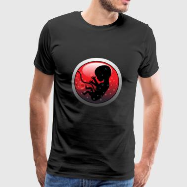 embryo - Mannen Premium T-shirt