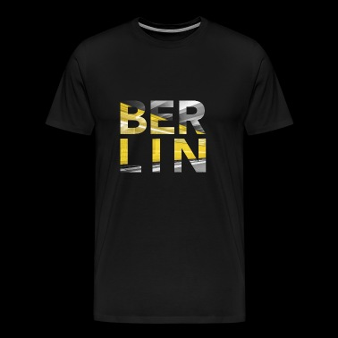 Berlin Underground - Men's Premium T-Shirt
