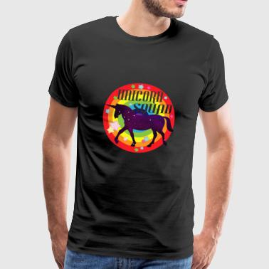 Unicorn team - Mannen Premium T-shirt